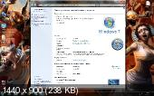 Windows 7 Ultimate SP1 x86 by vladios13 v.3.2.7 RUS