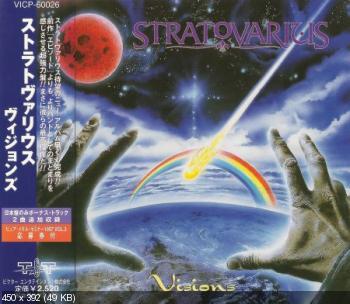 Stratovarius - ����������� (Japanese Edition) 1989-2013 (Lossless) + MP3