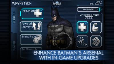 [Android] Batman: Arkham City Lockdown 1.0.1 [Action | Slasher | ENG]