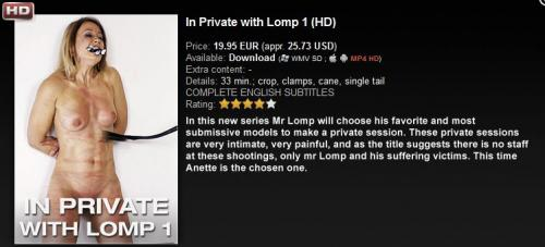 Dr.Lomp   In Private with Lomp 1 (HD)