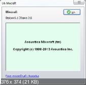 Acoustica Mixcraft 6.1 Build 216