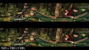Оз: Великий и Ужасный / Oz the Great and Powerful (2013) BDRip 1080p | 3D-Video | Лицензия
