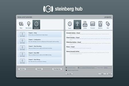 Steinberg - Cubase Elements / AI / LE ( 7.0.5 b2197, MULTILANG / RUS )