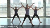 Essentrics Workout: Arms, Abs & Waist Toner and Legs, Butt & Thigh Thinner (2008) DVDRip