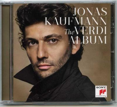 Jonas Kaufmann – The Verdi Album / 2013 Sony