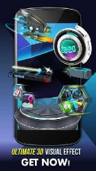 Next Launcher 3D Shell 3.21 + Themes Pack (2015/RUS/Android)