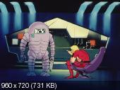 ����������� ����������� ����� (��-1) / Space Adventure Cobra / Space Cobra [1 �����] (1982-1983) BDRip 720p