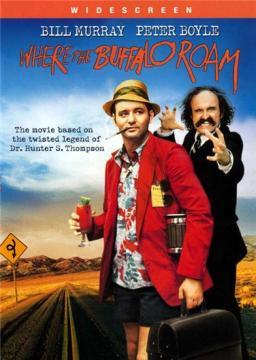 Там, где бродит Бизон / Where the Buffalo Roam (1980) BDRip 1080p от HDReactor