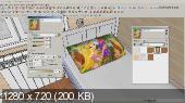 Визуализация интерьеров и мебели (2014) Видеокурс