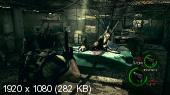 Resident Evil 5 Gold Edition (Update 1/2015/RUS/ENG/MULTI9) Steam-Rip от R.G. Steamgames
