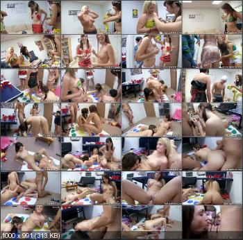 Amateurs Girls - Anything But Clothes [CollegeRules] (HD 720p|MP4|825 Mb|2011)