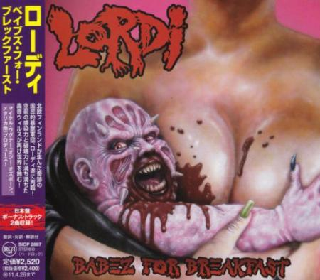 Lordi - Babez For Breakfast [Japanese Edition] (2010)