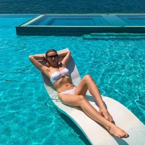 Инна Маликова похвасталась стройной фигурой в Instagram