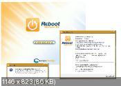 Reboot Restore Rx 2.2 - восстановит систему