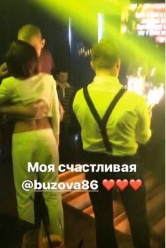 Ольга Бузова закрутила новый роман