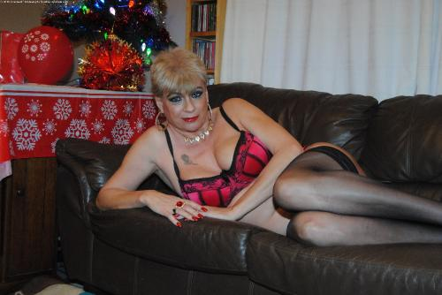 Grandma nude naked